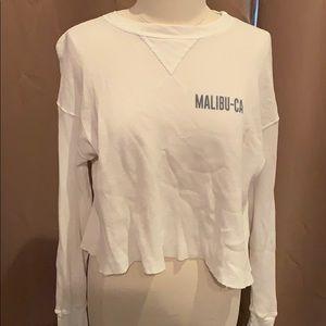 Brandy Melville Mailibu top